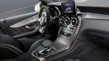 Mercedes-AMG GLC 63 Edition 1 interior