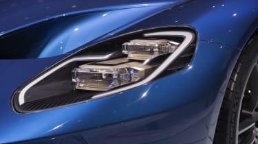 2016 Ford GT - headlight