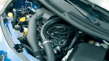 Renault Twingo engine