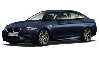 BMW M5 facelift front F10