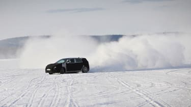Hyundai i30 N winter testing