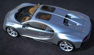 Bugatti Chiron Skyview Header image