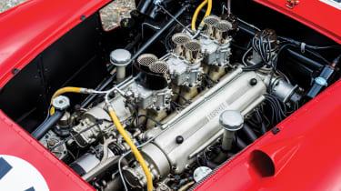 1956 Ferrari 290 MM engine