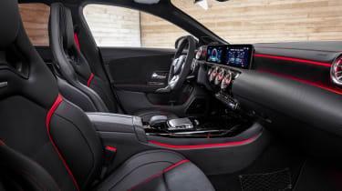 Mercedes-AMG CLA45 S Shooting Brake - interior