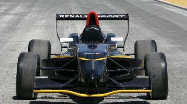 Racing driver wanted!