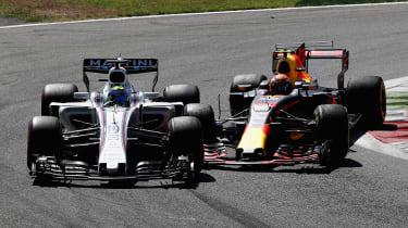 Formula One Round 13 - Verst