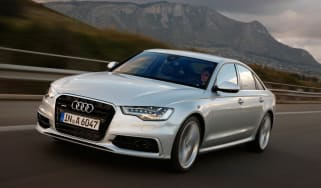 All-new Audi A6 saloon review