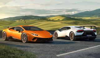 Lamborghini Huracan Performante -