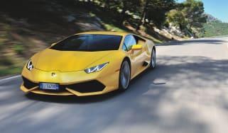 Lamborghini Huracan video review