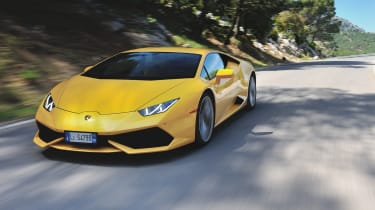 Lamborghini Huracan video review