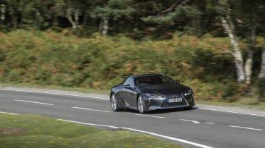 Lexus LC500 MY21 - front