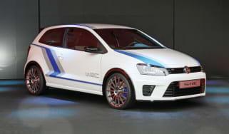 VW Polo R WRC Street revealed