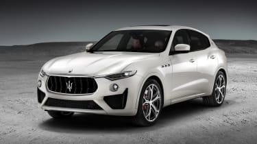 Maserati Levante GTS - front quarter