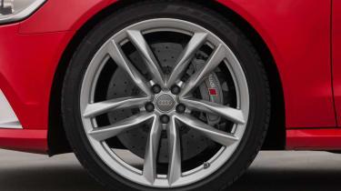 2013 Audi RS6 Avant alloy wheel