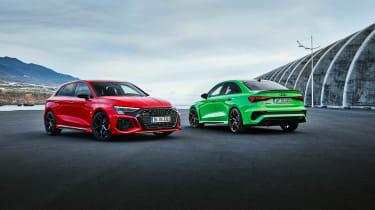 2021 Audi RS3 Sportback –pair