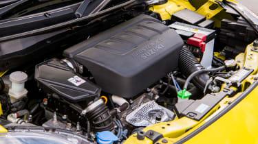 Suzuki Swift Sport - engine