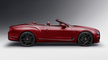 Bentley Continental GT Number 1 Edition side