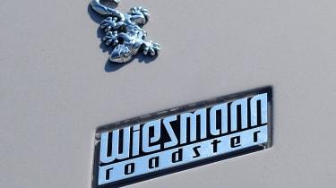 Wiesmann MF4-S badge
