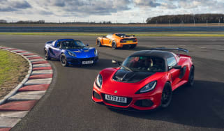Lotus Final Editions 2021 - group