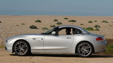 2013 BMW Z4 sDrive18i hard top roof closed