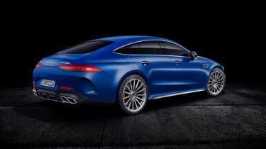 Mercedes-AMG GT 63 S - blue