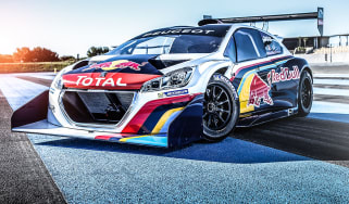Peugeot 208 T16 livery revealed