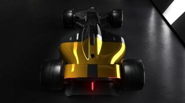 Renault R.S. Vision 2027 - rear