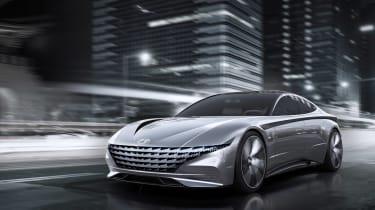 Hyundai Le Fil Rouge concept render