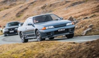 Nissan Skyline GT-R R32 – front quarter
