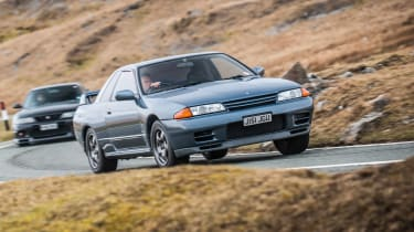 Nissan Skyline GT-R R32 - review, history, prices and specs