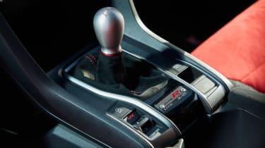 Honda Civic Type R Limited Edition - shift