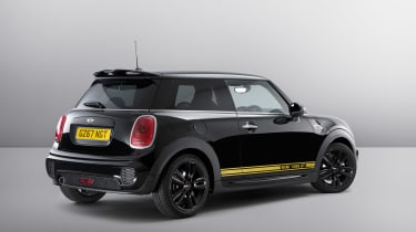 Mini 1499 GT special edition - rear