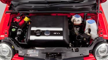 Volkswagen Lupo GTI – engine