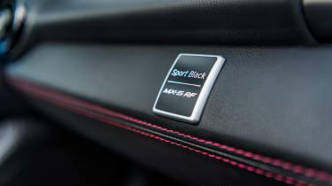 Mazda MX-5 RF Sport Black – badge