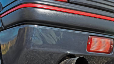 Pug1Off Peugeot 205 GTI 195 exhaust