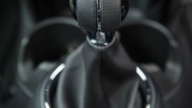 Mini Cooper S manual gearstick