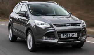 2013 Ford Kuga 2.0 TDCI Powershift