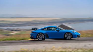 992 Porsche 911 GT3 manual – side
