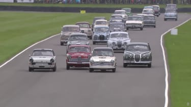 Goodwood Revival 2017 St Mary's Trophy