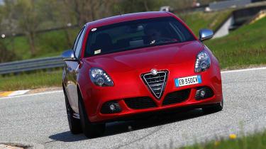 Alfa Romeo Giulietta Cloverleaf review