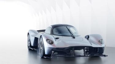 Aston Martin Valkyrie - front quarter