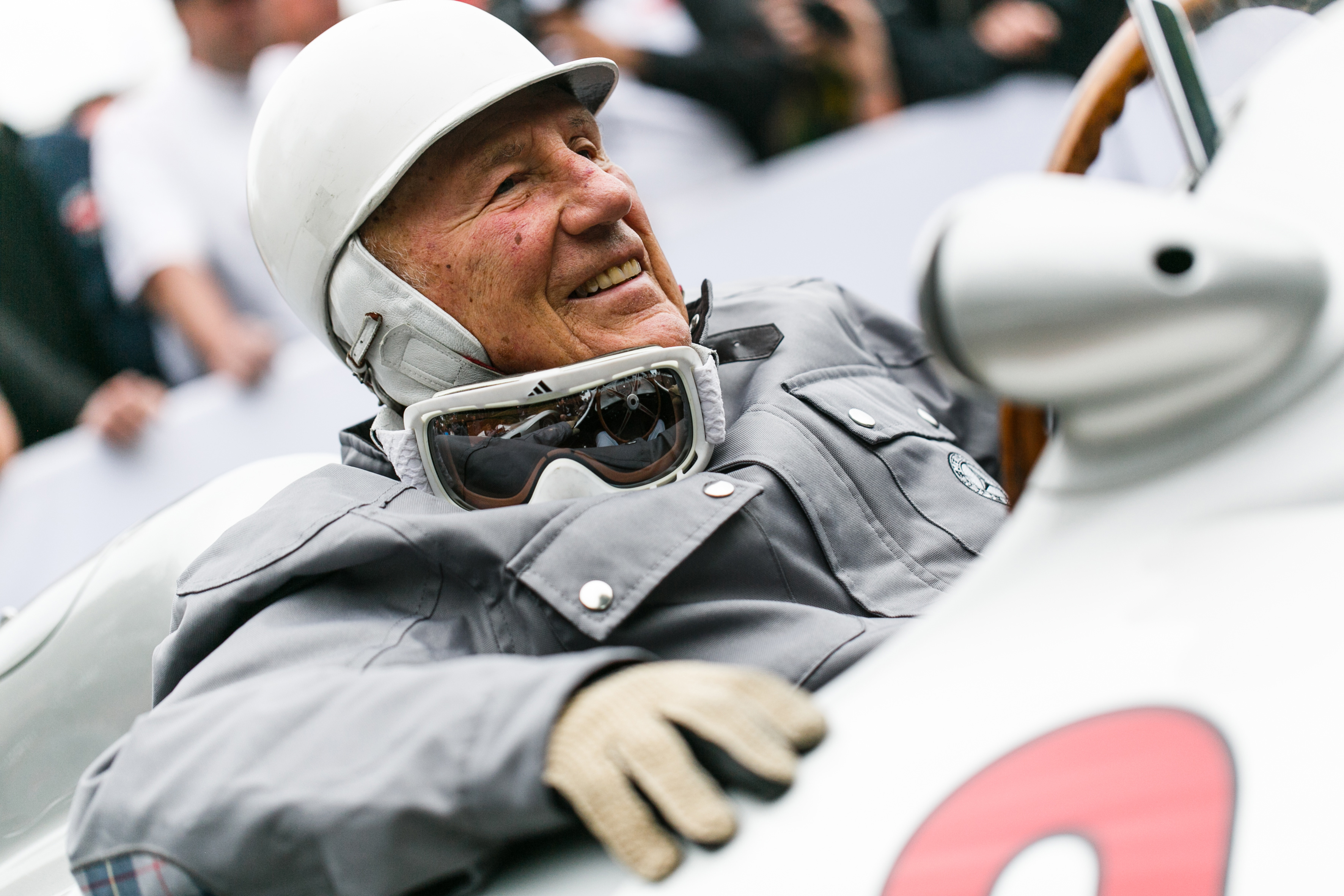 Sir Stirling Moss: remembering a motorsport legend