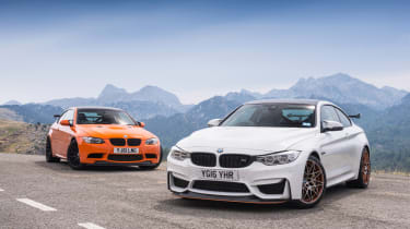 M3 and M4 GTS static