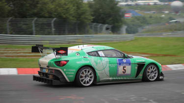 Meaden's Aston V12 Zagato