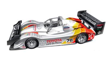 Toyota reveals 2013 Pikes Peak Challenger