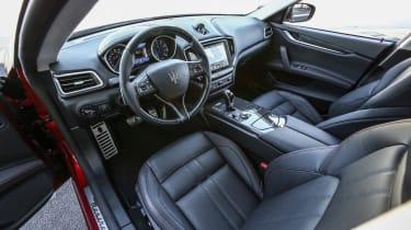 Maserati Ghibli 2016 - interior