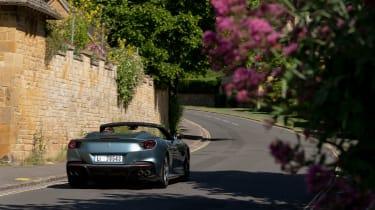 Ferrari Portofino M – rear