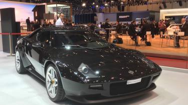 MAT Lancia Stratos stand Geneva motor show