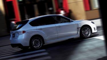 Subaru Impreza WRX STI R205
