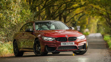 eCoty BMW M4 Comp pack - front static